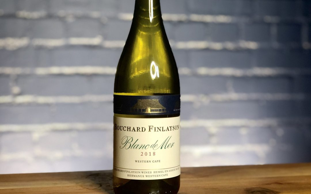 #092 Bouchard Finlayson Blanc de Mer 2018